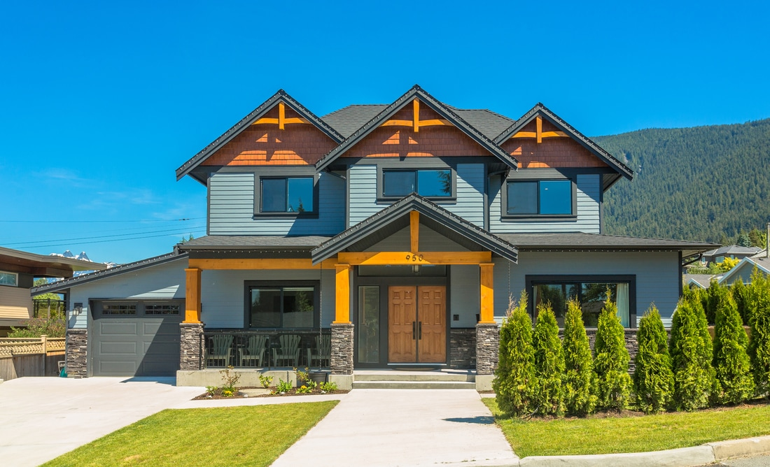 Home Builders North Vancouver