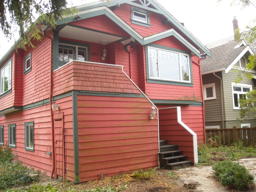 Craftsman Style Heritage House in Vancouver BC