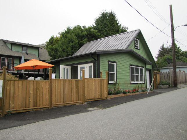 Laneway Homes Vancouver BC. JDL Homes Vancouver.