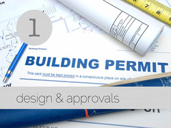 design and approval process including building permits for new home construction in Vancouver BC