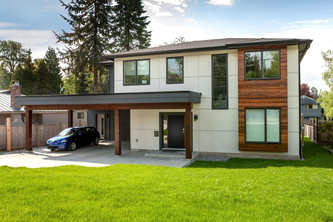 The West Coast Modern House Vancouver Residential Architecture