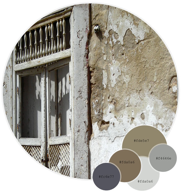 colour palette portugal doors grey and brown colour palette